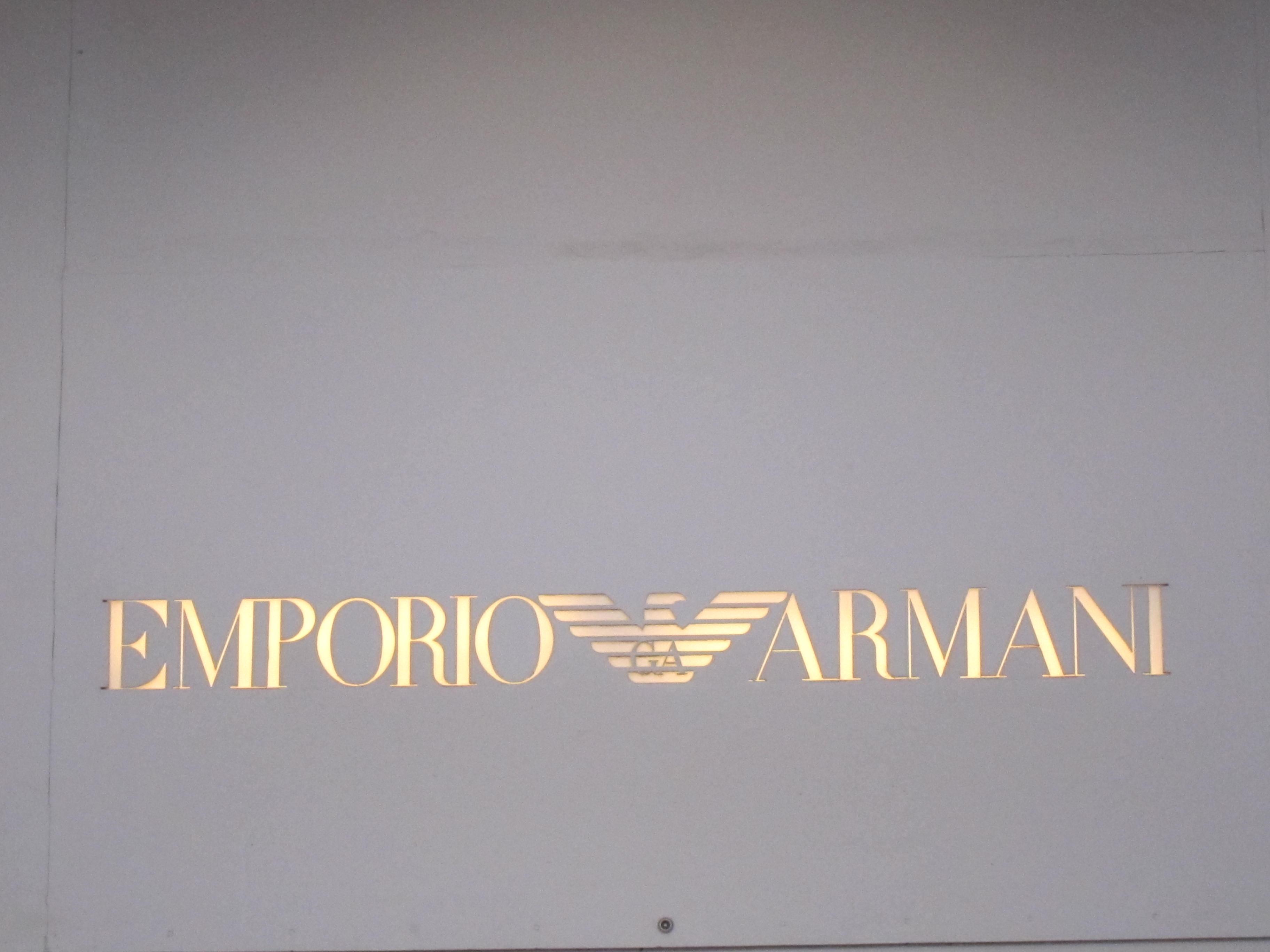 Armani Schoenen Antwerpen