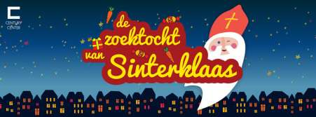 Zoektocht Sinterklaas