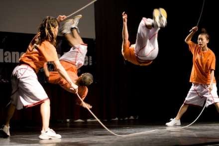Double Dutch Festival (foto: Filip Bunkens)