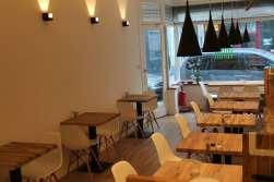 Interieur Verde Foodbar