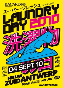Laundry Day 2010