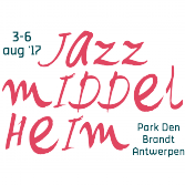 Logo Jazz Middelheim 2017