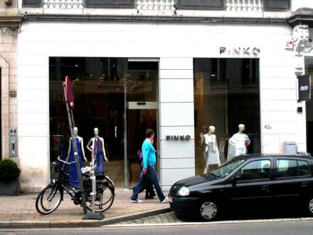 Pinko - gevel