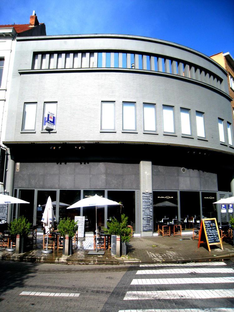 Restaurant publique antwerpen for H m antwerpen