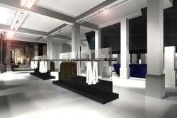 Renaissance Antwerpen interieur 3D impressie