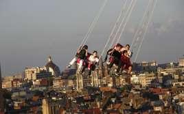 In 2010 ontving de Sinksenfoor meer dan een miljoen bezoekers. (foto: Frank Wouters)