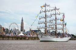 Antwerpen The Tall Ships Races