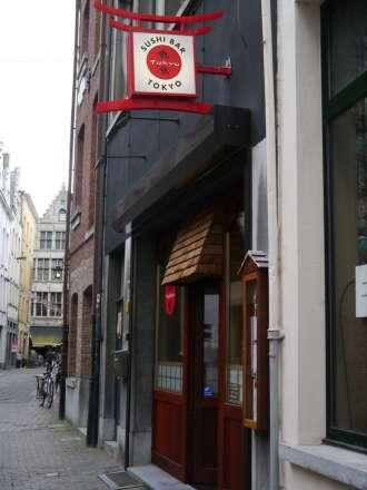 Sushi Bar Tokyo Antwerpen Haarstraat