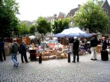 Vrijdagmarkt - plaats