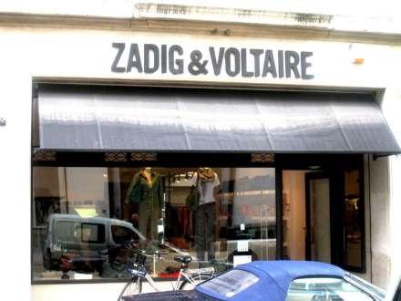 Zadig et Voltaire - winkel