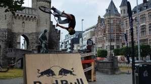 Antwerp City Drops 2017