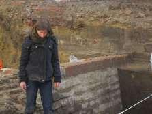 Archeologisch onderzoek Antwerpse Citadel