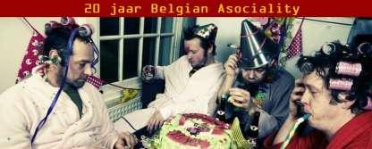Twintig jaar Belgian Asociality