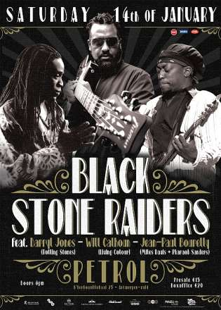 Black Stone Raiders