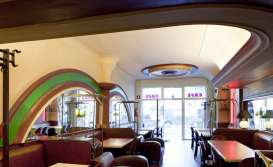 Café Kiebooms op het De Coninckplein