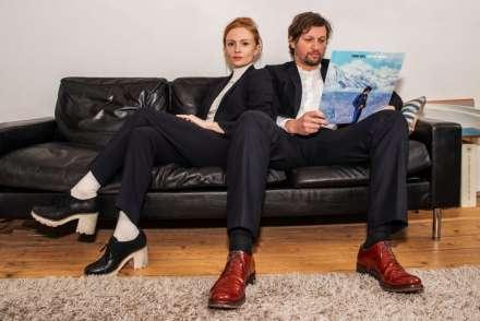 Clara Cleymans en Jo Mathieu