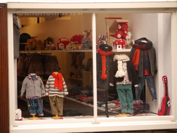 kledingwinkels voor kinderen