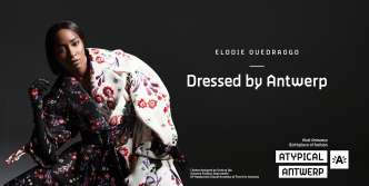 Dressed by Antwerp - Elodie Ouedraogo
