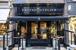 Frites Atelier in de Korte Gasthuisstraat
