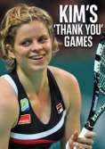Kim Clijsters Thank You Games
