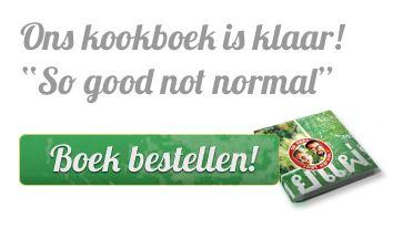 'So good, not normal' kookboek Nathalie Meskens