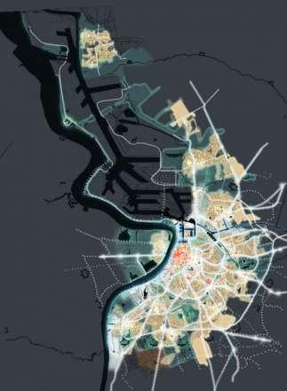Lichtplan Antwerpen