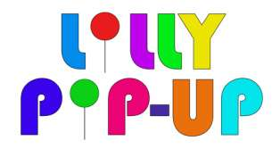 Lolly Pop-up store logo