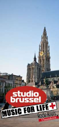 Music for Life Antwerpen 2010