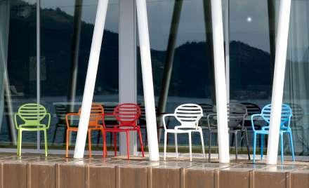 Outdoor stoel Cokka