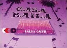 Salsacafé Casa Baila