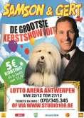 Samson & Gert Kerstshow in Lotto Arena