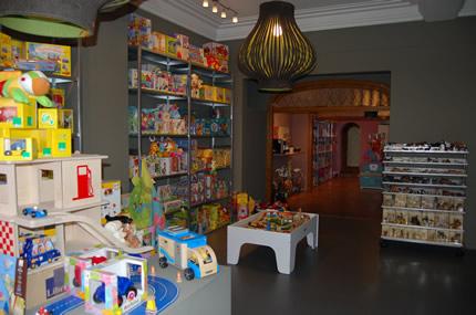 toys4stars speelgoedwinkel interieur