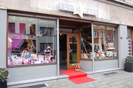 Toys4Stars speelgoedwinkel - Antwerpen-Zuid