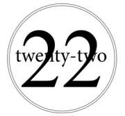 Mijn pop-up restaurant Twenty Two