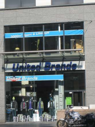 United Brands Antwerpen