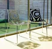 Wave stoelen