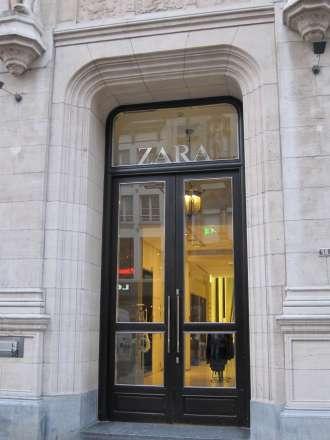 Zara Meir Antwerpen