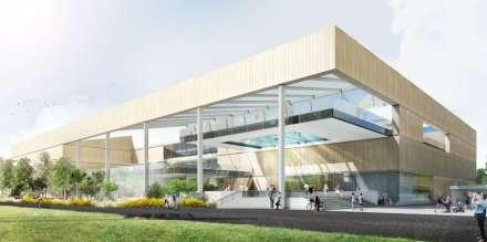 Zwemcentrum Park Groot Schijn Deurne