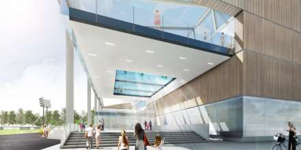 Zwemcentrum Park Groot Schijn